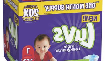 Luvs Diapers Reviews