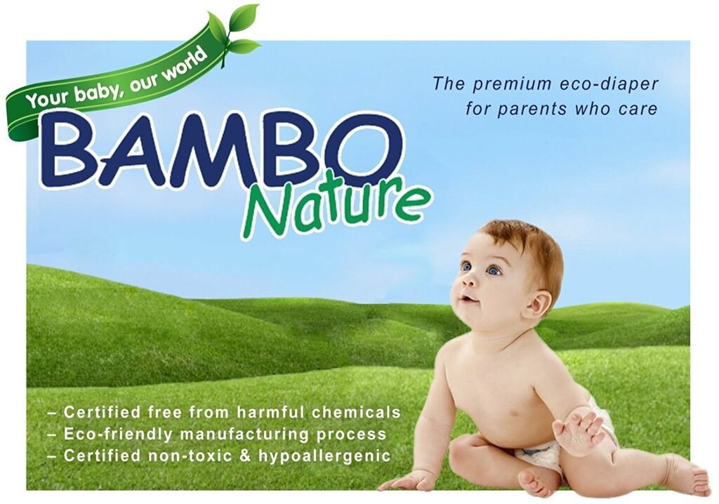 Bambo Natural Diaper