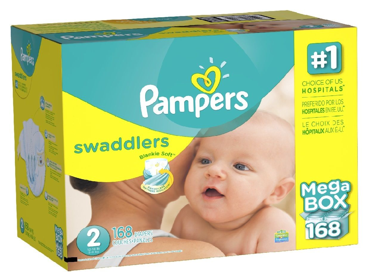 pampers brand diapers