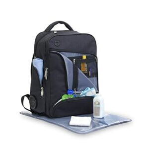 XLR8 Connect and Go Diaper Bag Rewiew