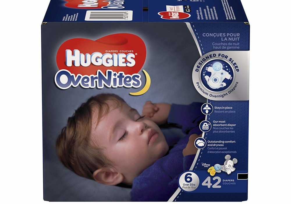 Huggies Overnight Reviews-Up to 12 Hours of Protection