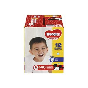 Huggies Snug and Dry Reviews