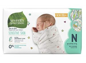 Seventh generation diapers reviews