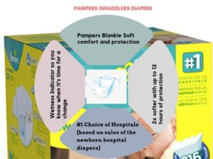 Pampers Swaddlers Diapers Reviews
