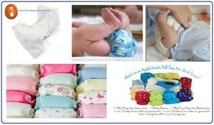 Use Cloth Diapers