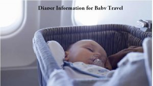 Diaper Information for Baby Travel