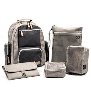 Bably Baby Diaper Bag backpack